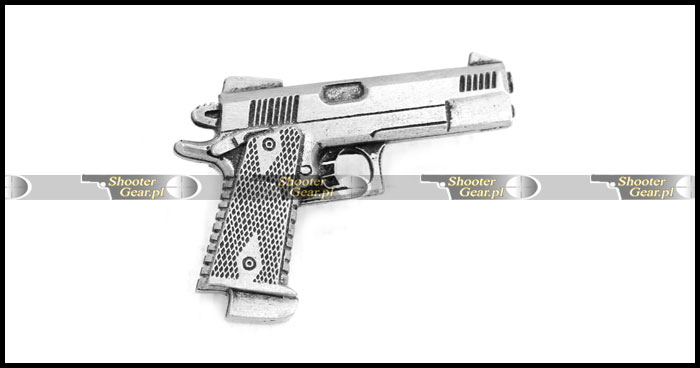 Double-Posted 1911 Standard Pistol Pins