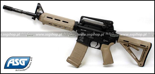 Zdjęcie: LMT Defender4 Carbine - Magpul MOE Custom DE ASG / KWA