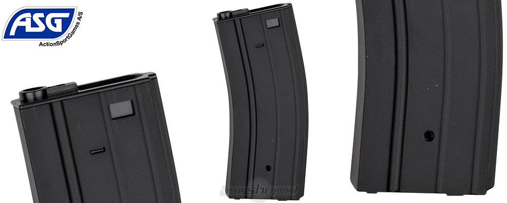 Airsoft Magazine for the M15/M16 serie AEGs.