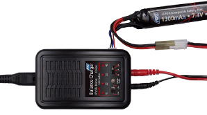Auto-stop charger, LiPo LiFe