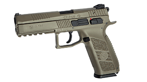 Replika gazowa ASG - CZ P-09 Duty full FDE