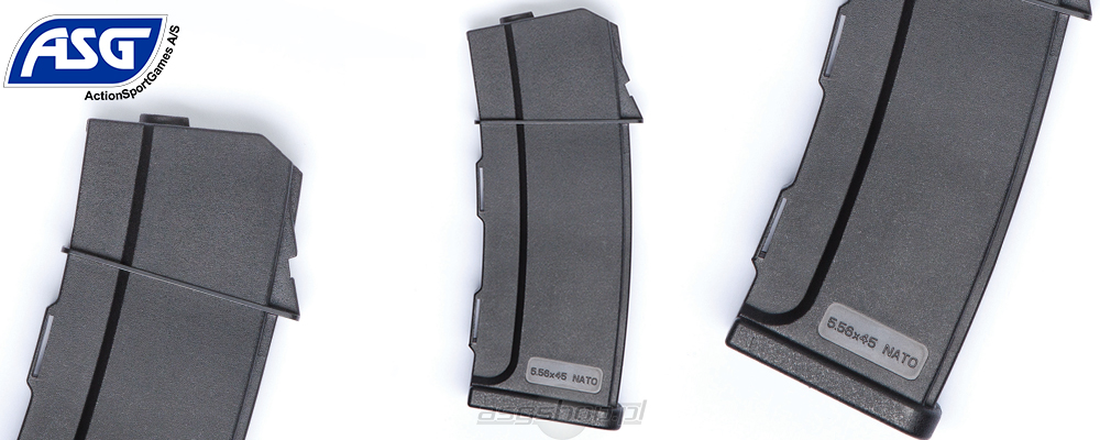 Airsoft Magazine for CZ 805 BREN Series - 550rd
