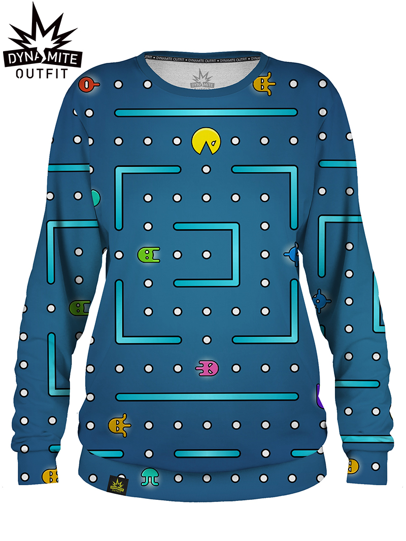 Women sweater Packman