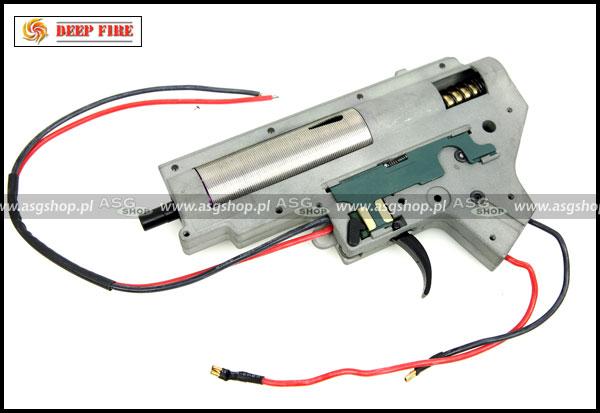 Zdjęcie: Kompletny Gearbox V.2 / sprężyna M100 Deep Fire