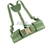Right-Angle Belt Ver.FE / M size Olive Drab