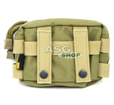 Small MOLLE Accessories Pouch Khaki