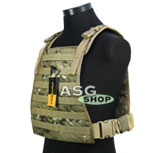 MBSS Plate Carrier Multicam Crye Precision