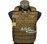 Kamizelka Force Recon Vest Ver.Mar Rozmiar M / Coyote Brown