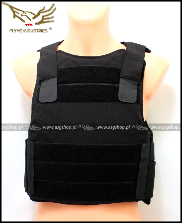 SVS Personal Body Armor Black