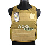 Kamizelka SVS Personal Body Armor Coyote Brown