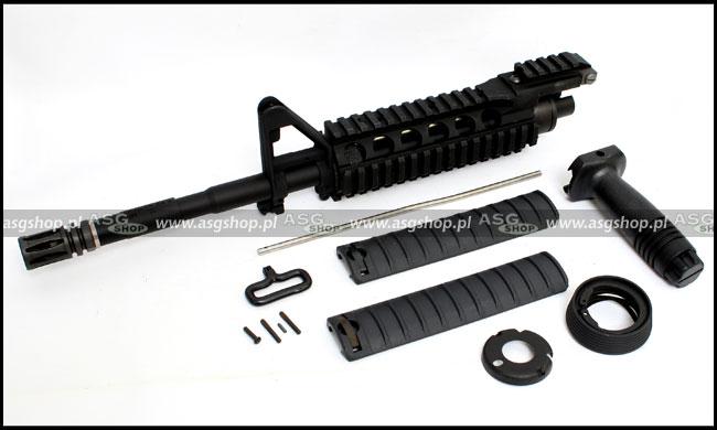 Zdjęcie: Konwersja RAS II (long) do serii M15, M16, M4... G&P