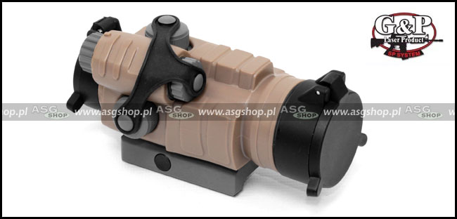 Military Type 30 Red Dot Sight Cover