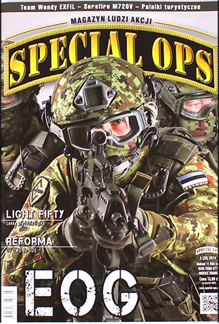 Special Ops - Magazine number 28