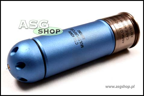 ASG grenade 96R Cartridge XM 1060