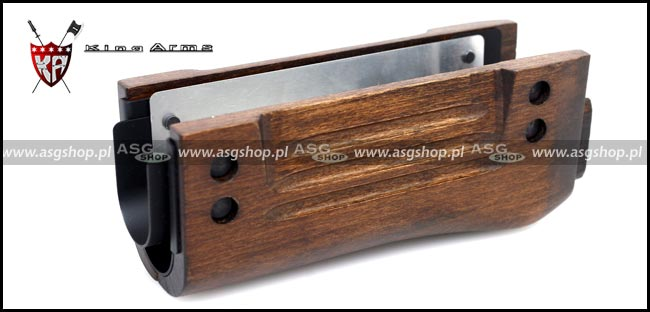 Zdjęcie: Drewniany chwyt do Galil AR / SAR King Arms