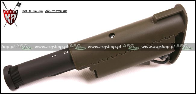 Carabine MOD Stock for Marui M4 series