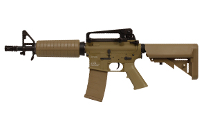 <font color=#FF0000>Już dostępny !!!</font> Replika elektryczna Airsoftgun KM4 CQB -<strong>LIMITED  EDITION FDE</strong>
