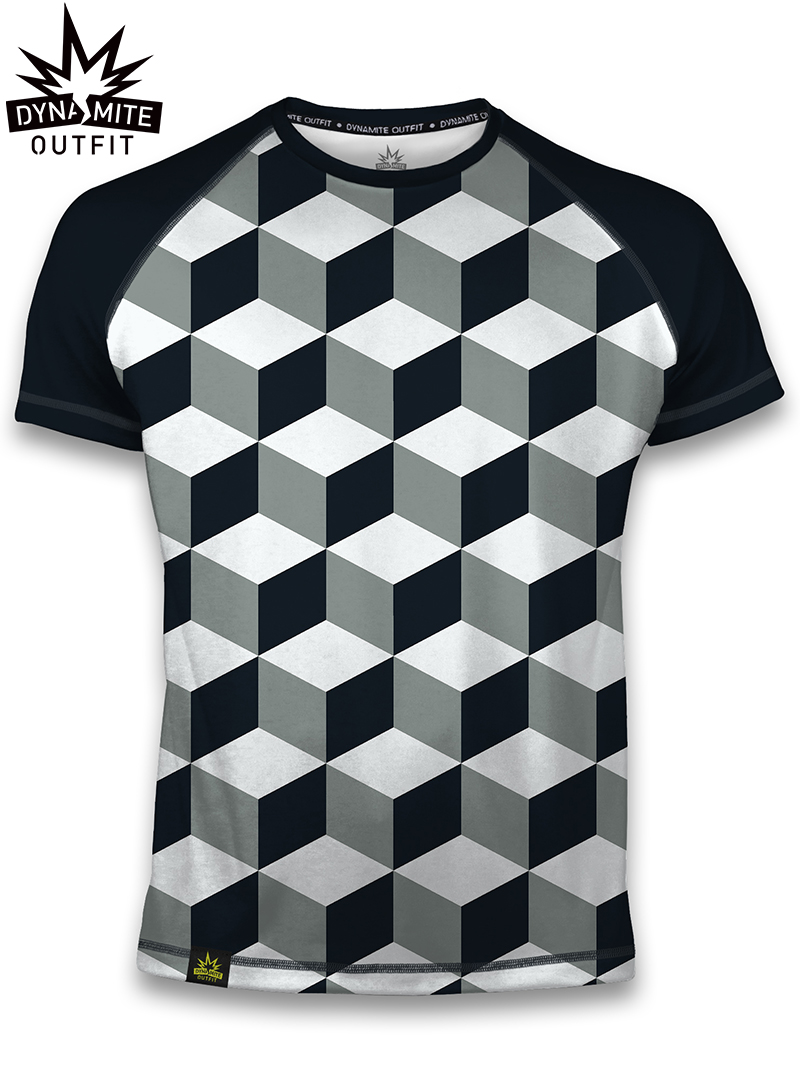 Sport T-shirt  Block - men