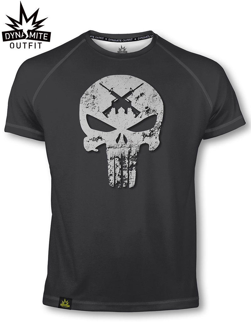 Sport T-shirt Punisher AR15 - men