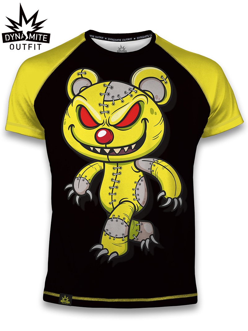 Sport T-shirt ZombiBear 3 - men
