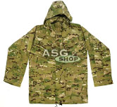 Field Parka Soldier 2008 Nyco Ripstop Camogrom L