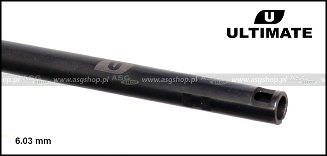 Precision Barrel 6.03 mm - 363 mm for M4/M16