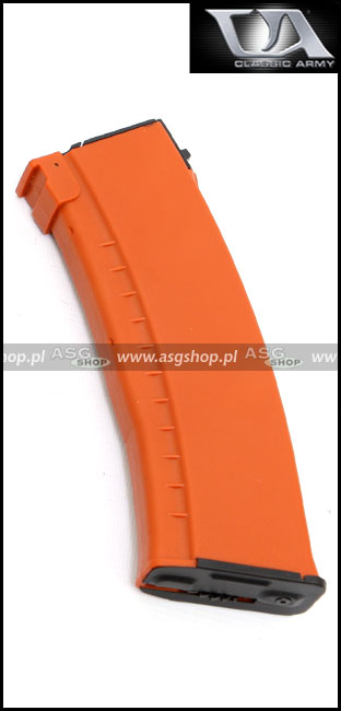Hi-Cap ASG magazine for AK series (500 rd)