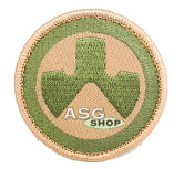 Naszywka Magpul Logo Patch - Light Green