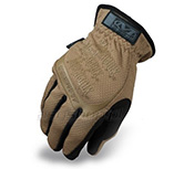 Rękawice Mechanix Wear FastFit Glove Coyote Brown - Rozmiar L