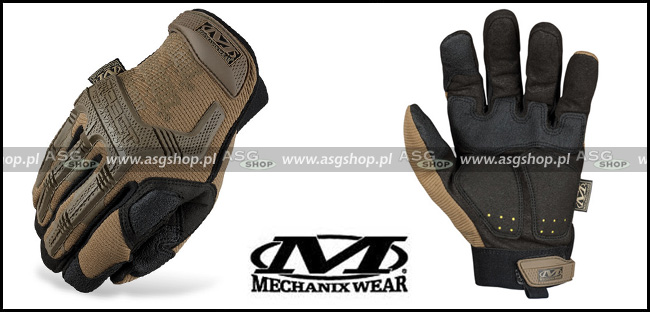 Mechanix M-Pact Glove Size XL - Coyote