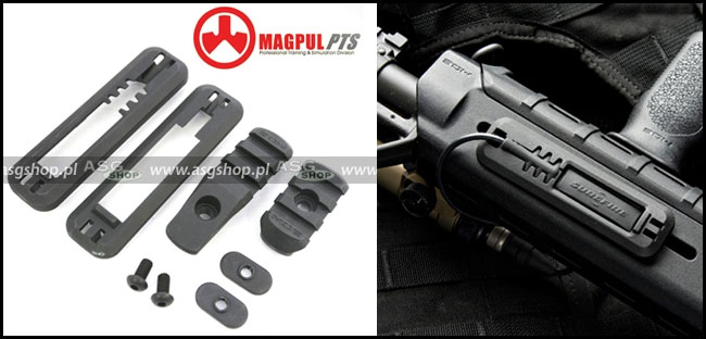 Magpul PTS MOE Illumination Kit (Black)