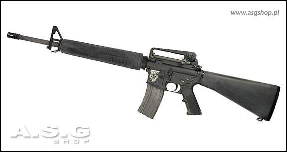 Zdjęcie: Training Weapon M16-A3-MAX (2012 Version) Systema