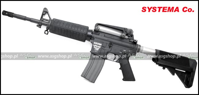 Zdjęcie: Training Weapon M4-A1- SUPER MAX (2008 Version) Systema
