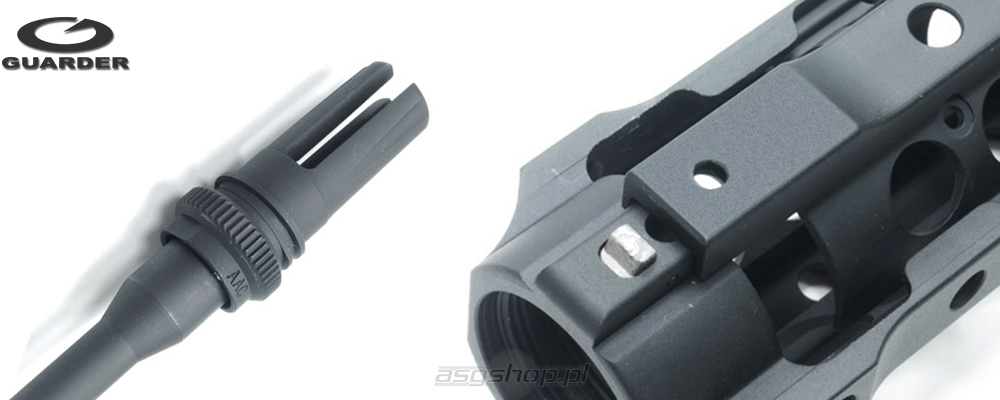 URX3 8.0 RAS For ERG/AEG Handguard Wire
