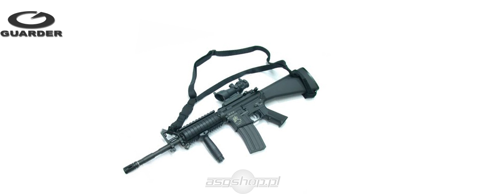 Tactical Three Point Sling Black